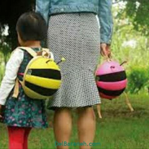 مدل کیف و کوله پشتی مهد کودک و مدرسه 96