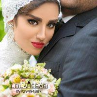 عکس های عروسی هانیه غلامی بازیگر جوان سینما و تلوزیون