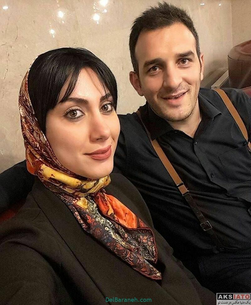 عکس های میثم درویشان پور با همسر و فرزندش+بیوگرافی