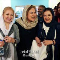 عکس های جشن تولد ۶۰ سالگی مهرانه مهین ترابی