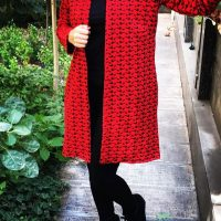 بافت دخترانه | ۴۰ مدل مانتو و بافت دخترانه ترک برای پاییز