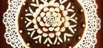 تزیین حلوا | ۷۰ عکس از مدل های زیبا و جدید تزیین حلوا ۱۳۹۶