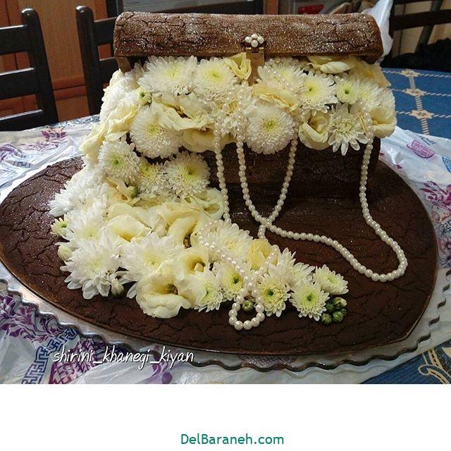 تزیین حنا عروس (۱۴)