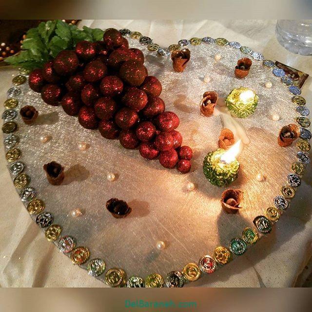 تزیین حنا عروس (۲۴)