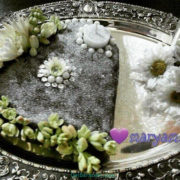 تزیین حنا عروس (۳۰)