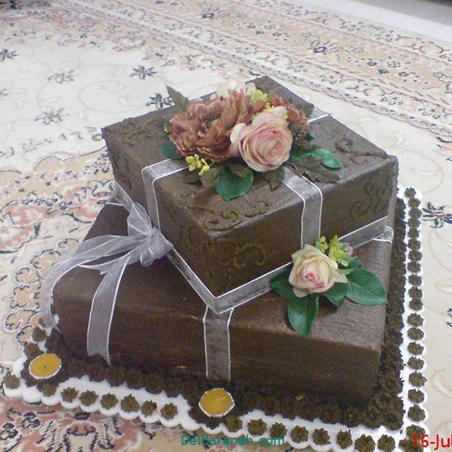 تزیین حنا عروس (۴)