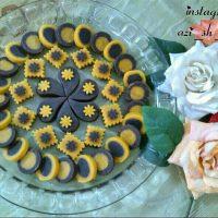 تهیه حلوا  | طرز تهیه ۷ نوع حلوا عربی شیری رولی هویچ زنجبیلی خرما شکلاتی