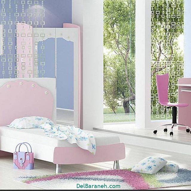 دکوراسیون اتاق دخترانه (۱۶)