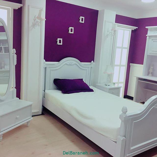 دکوراسیون اتاق دخترانه (۲۲)