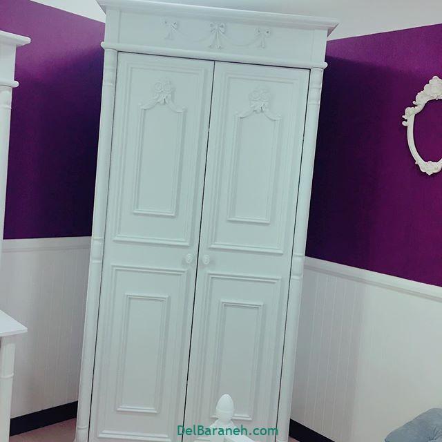 دکوراسیون اتاق دخترانه (۲۴)