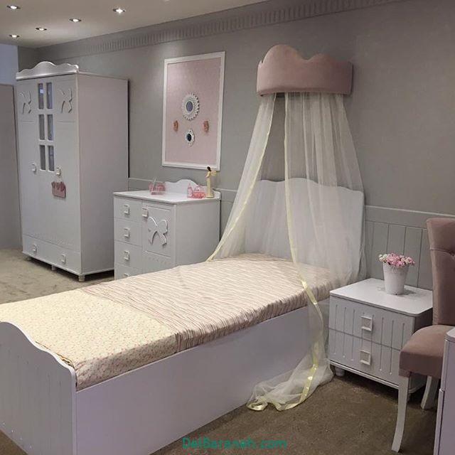 دکوراسیون اتاق دخترانه (۳۵)