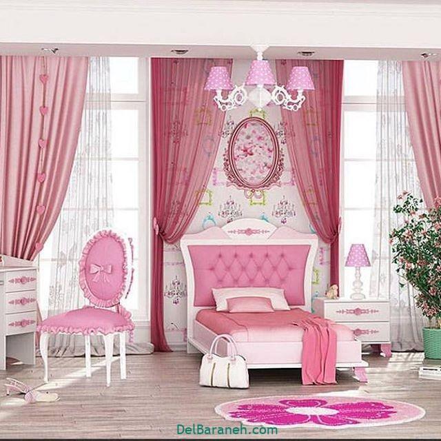 دکوراسیون اتاق دخترانه (۵)