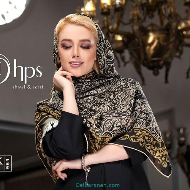 روسری مشکی (۱۰)