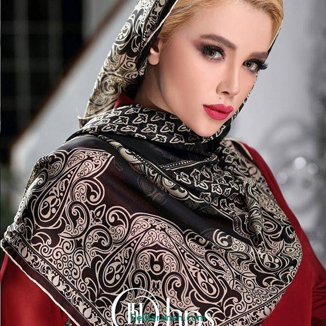روسری مشکی (۱۵)