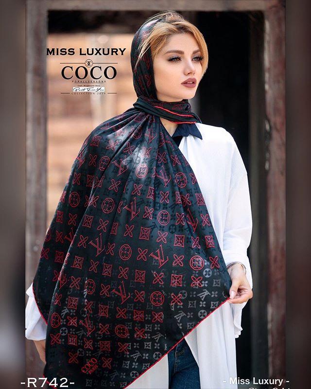 روسری مشکی (۲)