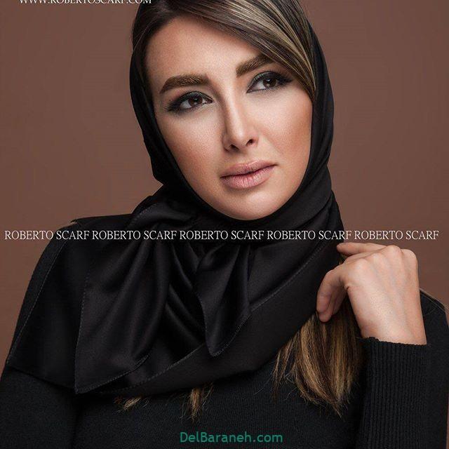 روسری مشکی (۲۴)
