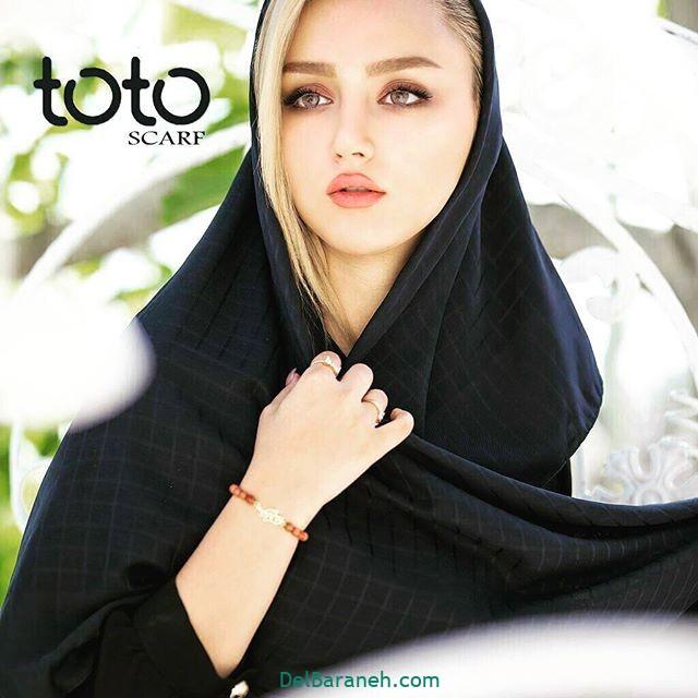 روسری مشکی (۲۵)