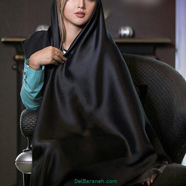 روسری مشکی (۲۷)