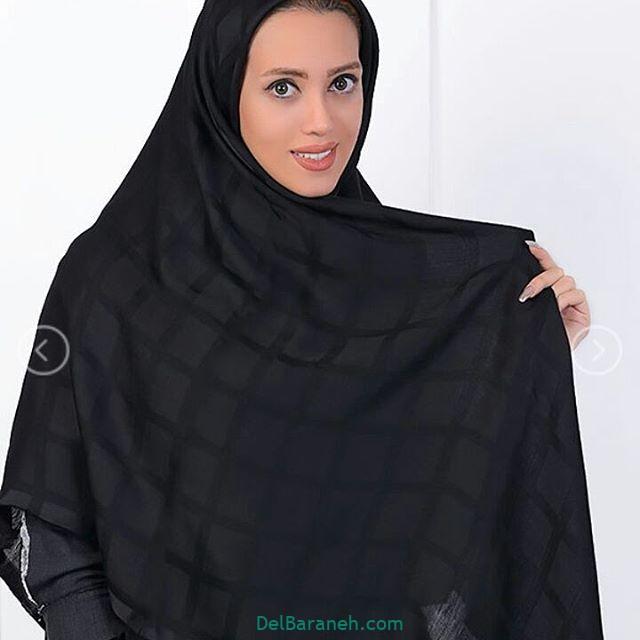 روسری مشکی (۲۸)