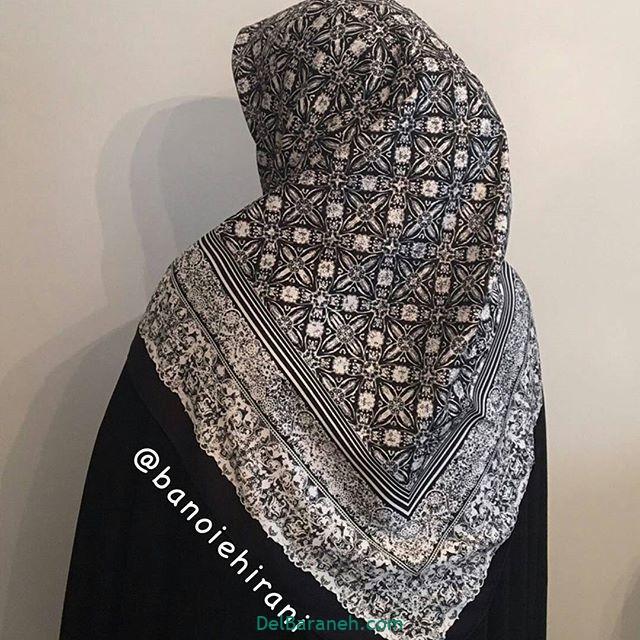 روسری مشکی (۳)