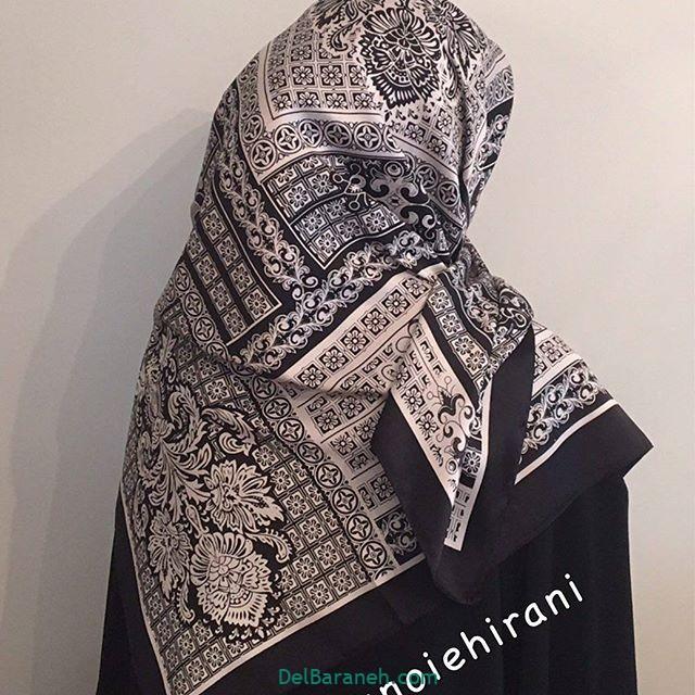 روسری مشکی (۵)