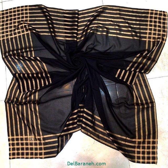 روسری مشکی (۵۰)