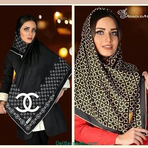 روسری مشکی (۶)