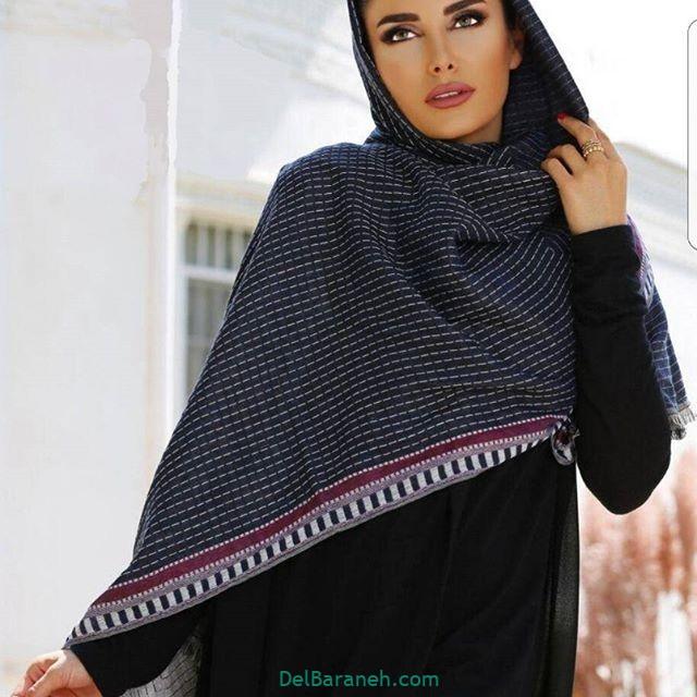 روسری مشکی (۷)