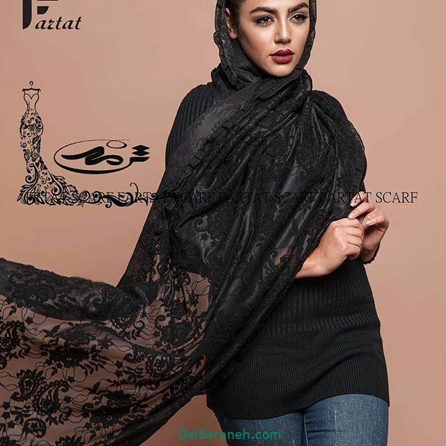روسری مشکی (۸)