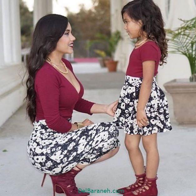ست مادر و دختر (۱۱)