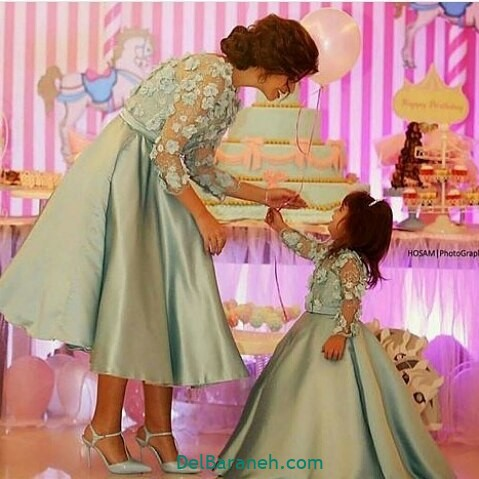 ست مادر و دختر (۱۲)