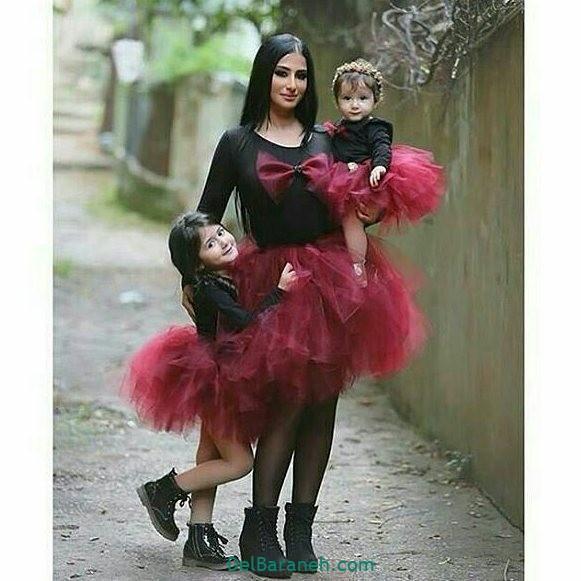 ست مادر و دختر (۲)
