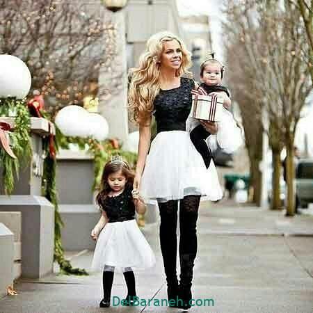 ست مادر و دختر (۳)
