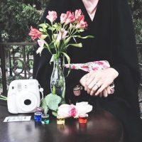 عکس چادری | ۴۵ عکس زیبای دختران چادری برای پروفایل