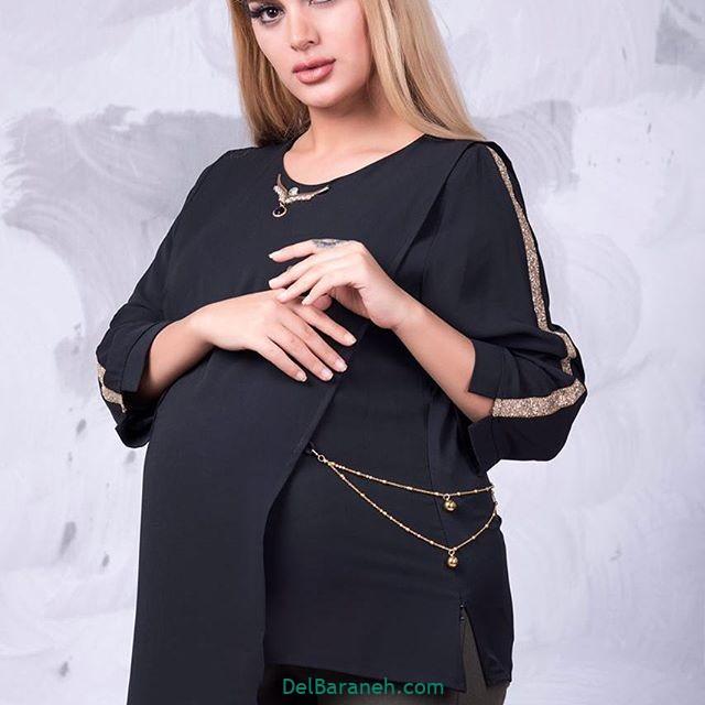 لباس بارداری برای محرم (۱)