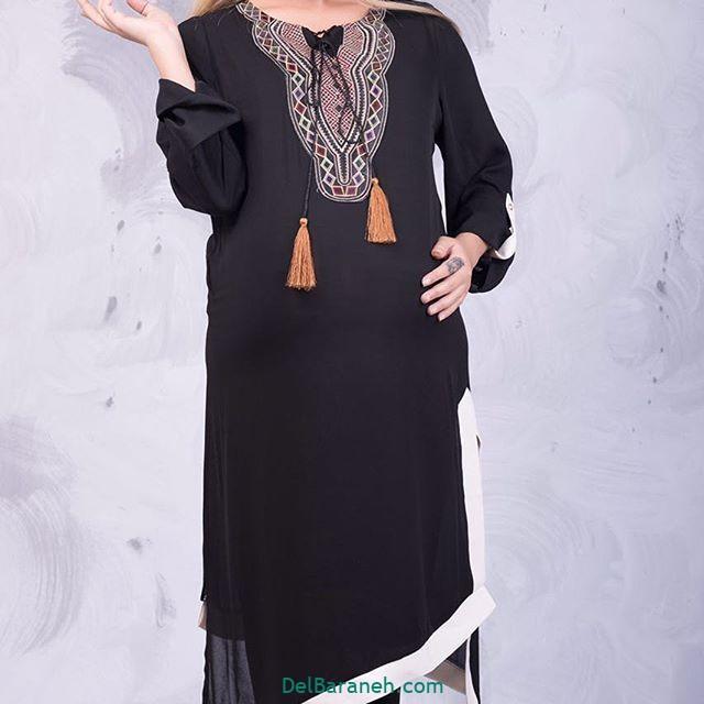 لباس بارداری برای محرم (۱۲)