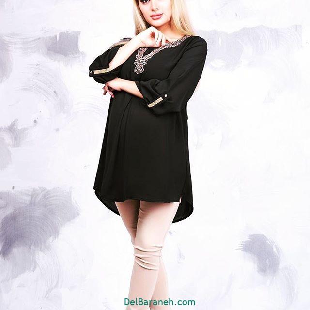 لباس بارداری برای محرم (۴)