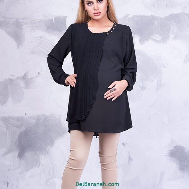 لباس بارداری برای محرم (۸)