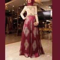 برای عروسی مختلط چه لباسی بپوشیم + ۱۰۰ مدل لباس مجلسی پوشیده