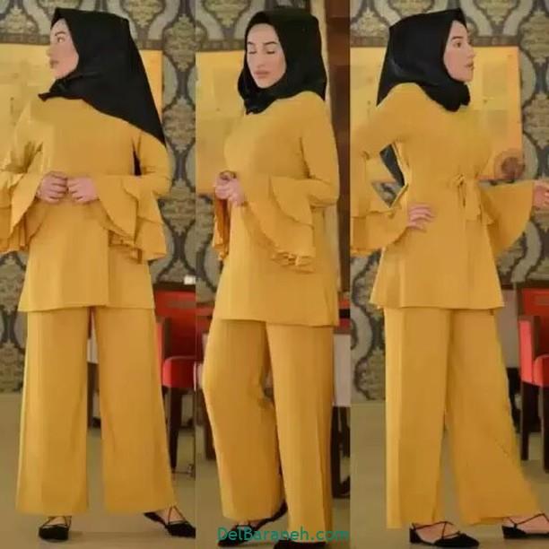 لباس مجلسی پوشیده (۶۰)