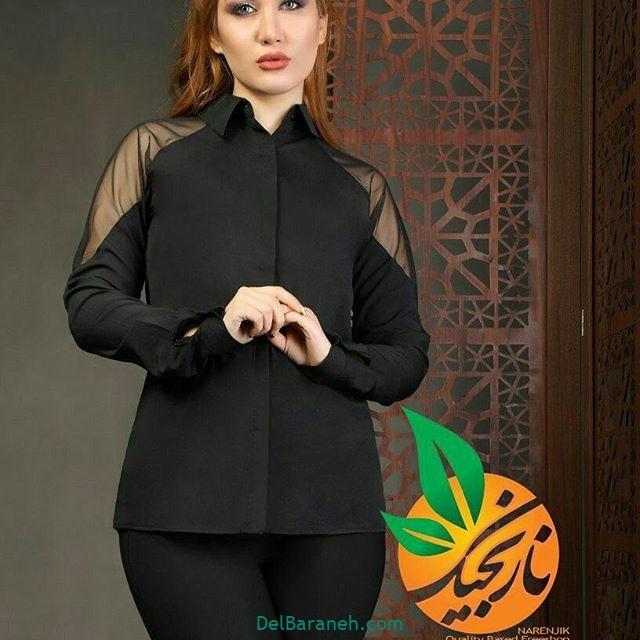 لباس مشکی زنانه (۱۰)