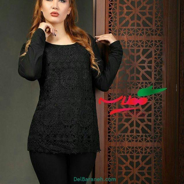 لباس مشکی زنانه (۱۱)