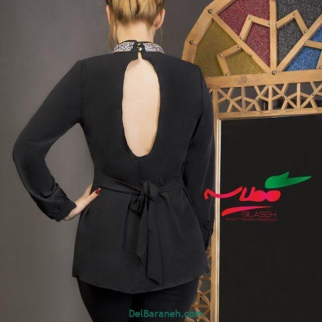 لباس مشکی زنانه (۱۳)