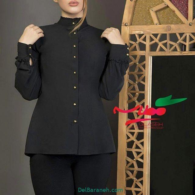 لباس مشکی زنانه (۱۵)