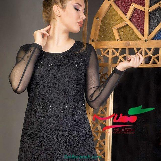 لباس مشکی زنانه (۱۷)