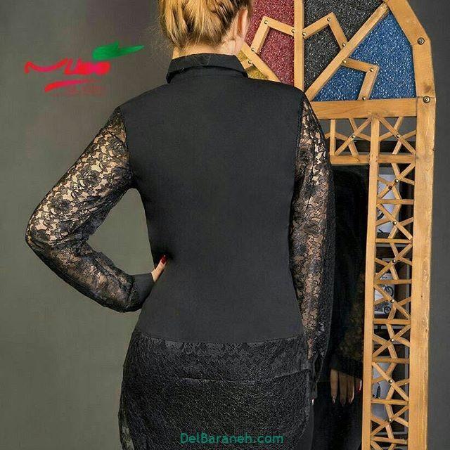 لباس مشکی زنانه (۱۸)