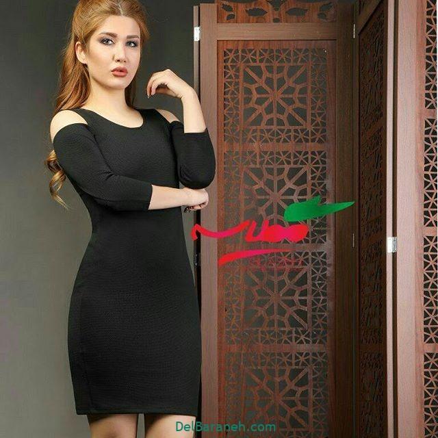 لباس مشکی زنانه (۱۹)