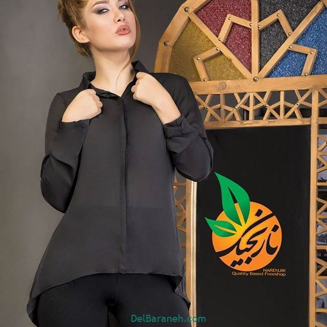 لباس مشکی زنانه (۲)