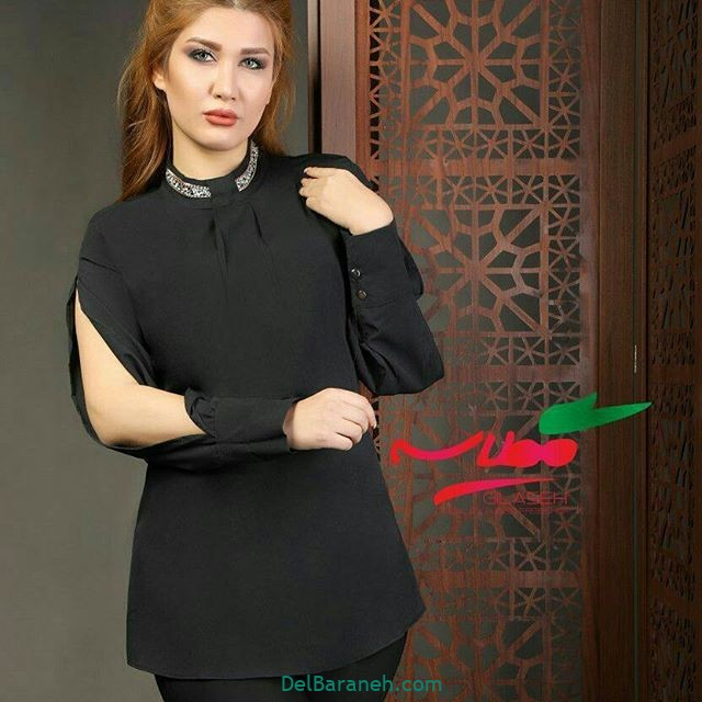 لباس مشکی زنانه (۲۰)