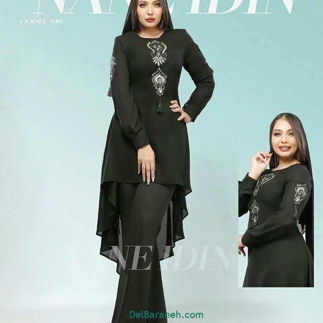 لباس مشکی زنانه (۲۱)